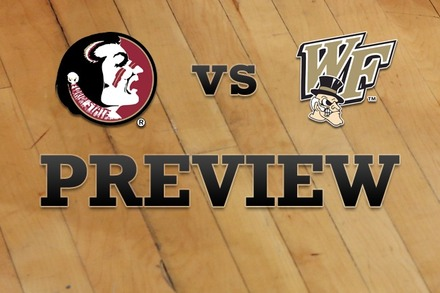 Florida State vs. Wake Forest: Full Game Preview