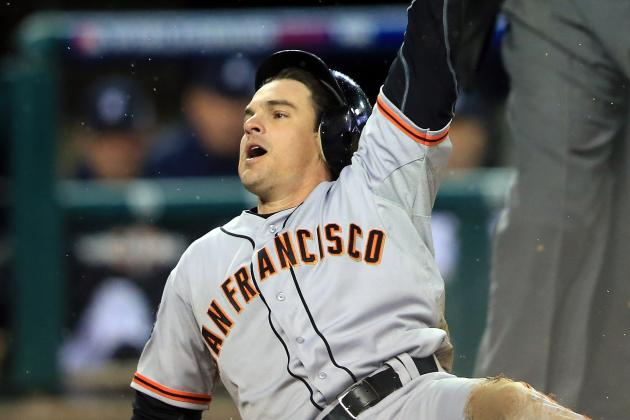 Theriot out of Giants' Orbit