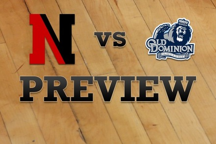 Northeastern vs. Old Dominion: Full Game Preview