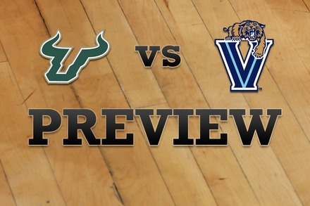 South Florida vs. Villanova: Full Game Preview