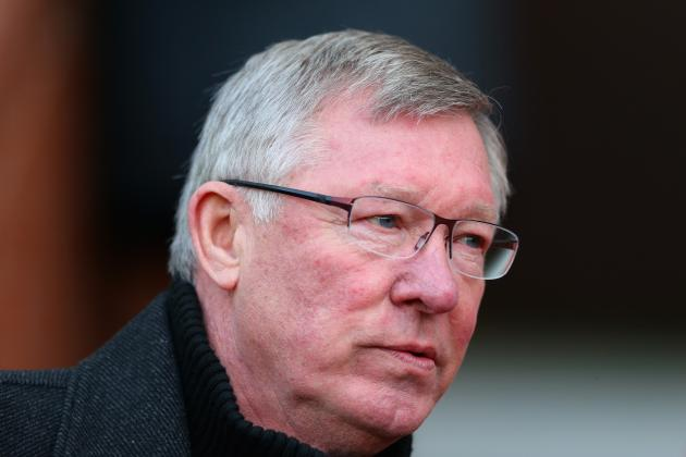 Sir Alex Ferguson Fumes over 'ridiculous' TV Scheduling