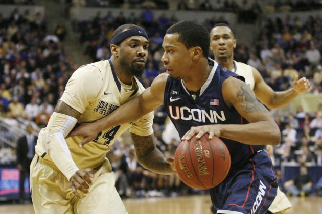 UConn Basketball: Why Omar Calhoun Is the Huskies' True MVP