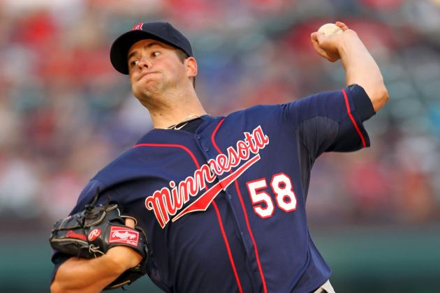 Report: Twins Starter Scott Diamond Iffy for Opening Day
