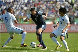 Honduras Beats the United States 2-1 in World Cup Qualifying