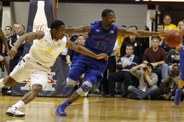 Losing Streak Is Unfamiliar Turf for No. 5 Kansas