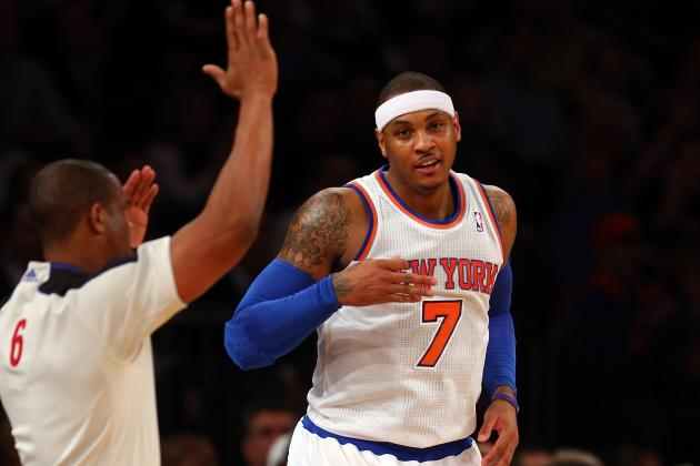 New York Knicks Must Make Home-Court Advantage Top Priority