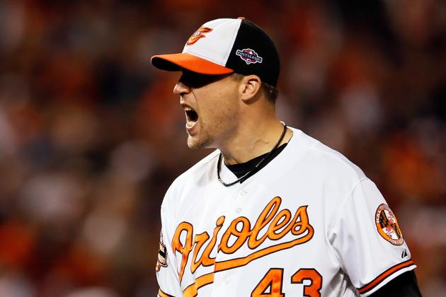 Orioles Gree to 1-Year/$6.5M Deal with Close Jim Johnson to Avoid Arbitration