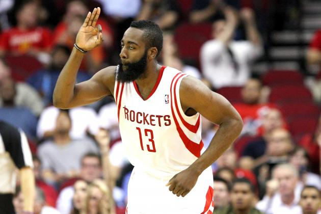 Portland Blazers vs. Houston Rockets: Live Score, Results and Game Highlights