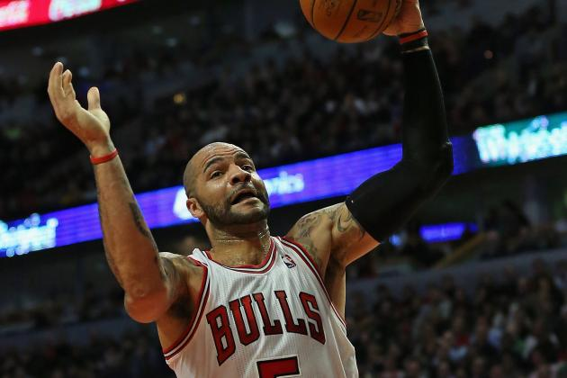 Chicago Bulls vs. Utah Jazz: Live Score, Results and Game Highlights