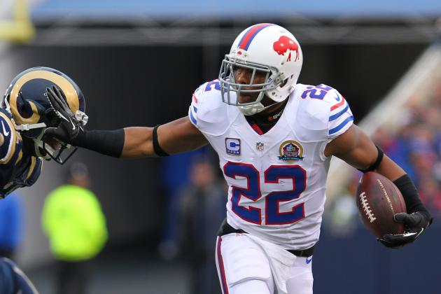 Fred Jackson Rehab on Schedule