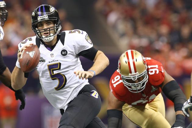 Flacco Could Give Ravens a Break with Structure, Not Amount