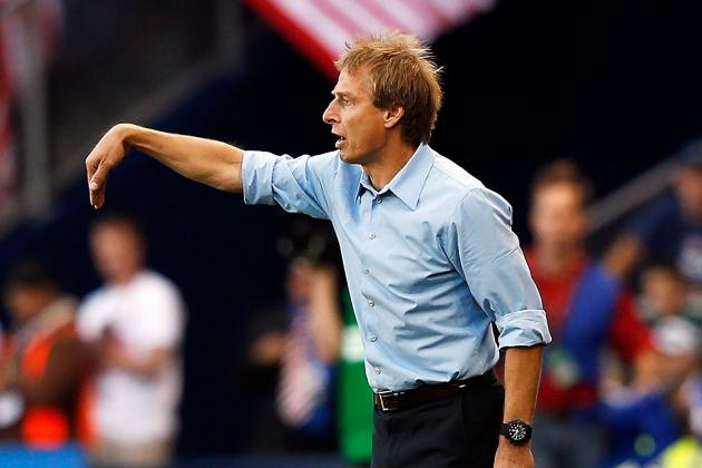 USMNT: Why Did Klinsman Start the Bundesliga Boys vs Honduras?