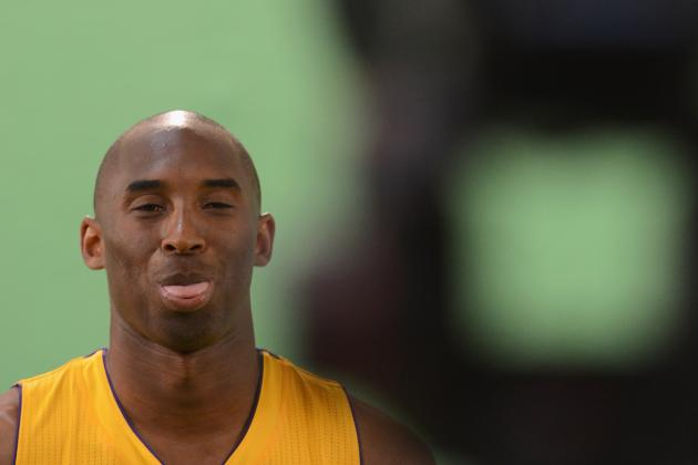 Kobe Bryant: Jordan Crawford Claims Black Mamba Hisses on Court