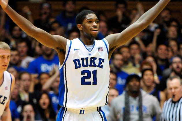 DURHAM: Dukes Rasheed Sulaimon and Amile Jefferson Give Team a Lift