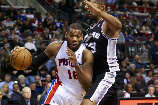 Pistons Bounce Back from Injury to Snap San Antonio Spurs' 11-Game Win Streak