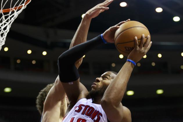 Pistons Score Season-High 119 in Win over Spurs