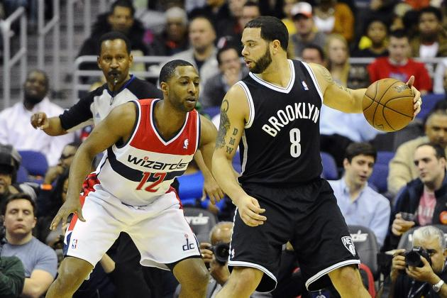 Nets Nowhere on Offense in Blowout Loss to Wizards