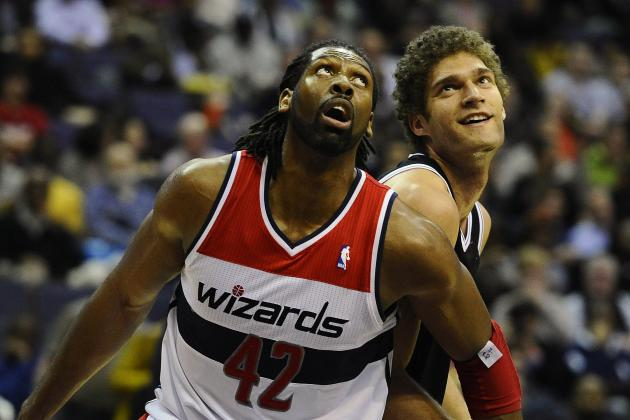 Nene & Wizards Crush Nets