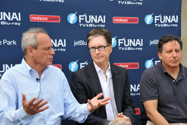 Larry Lucchino's Comments Are Going to Cause Trouble for the Boston Red Sox