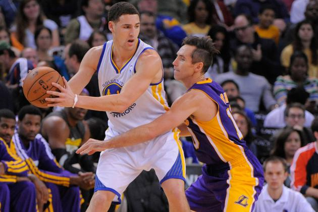 Report: Warriors to Play Lakers in China Next Season