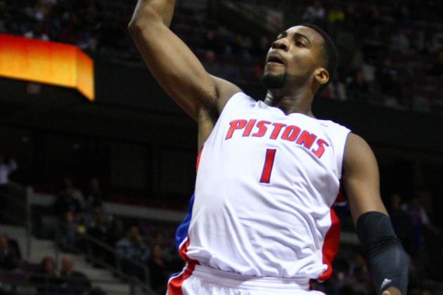 Detroit Pistons Medical Update on Andre Drummond