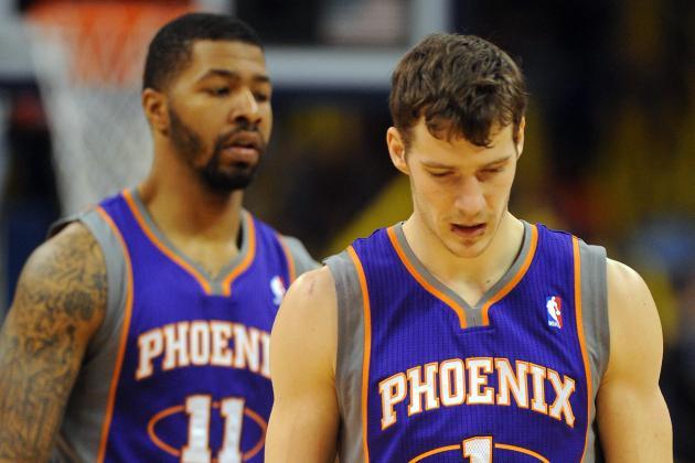 Suns Finish Up Road Trip with Blowout Loss at Oklahoma City Thunder