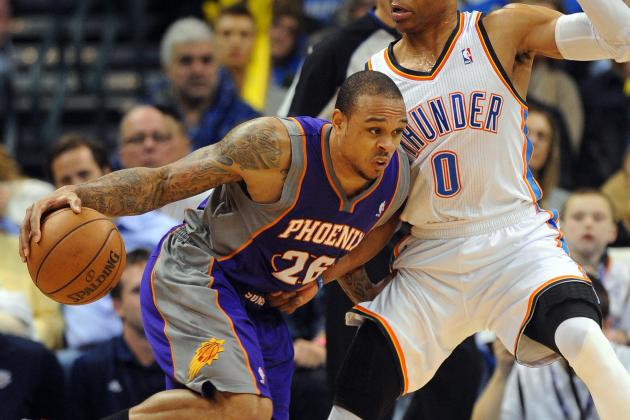 Oklahoma City Thunder 127, Phoenix Suns 96 -- Total Annihilation