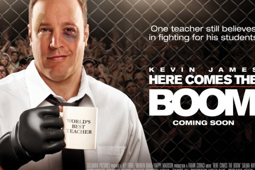 'Here Comes the Boom': MMA's Greatest Film to Date?