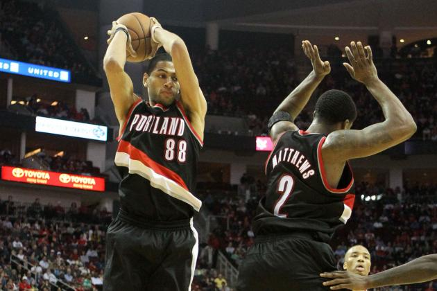 Blazers Lose Lopsided Game to Rockets, but There's No Panic in Locker Room