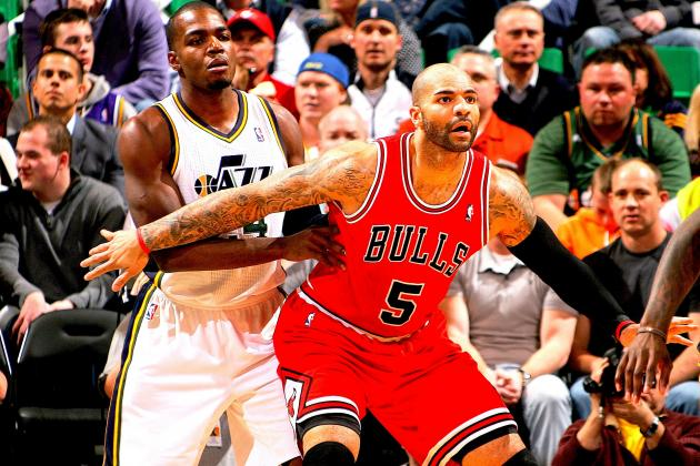 Chicago Bulls vs. Utah Jazz: Live Scores, Highlights and Analysis