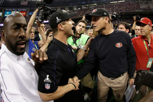 Super Bowl 2013: John and Jim Harbaugh Haven't Spoken Since Big Game