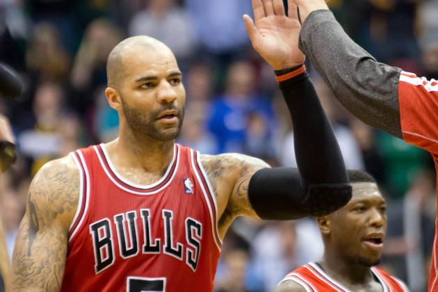 Bulls Beat Jazz 93-89