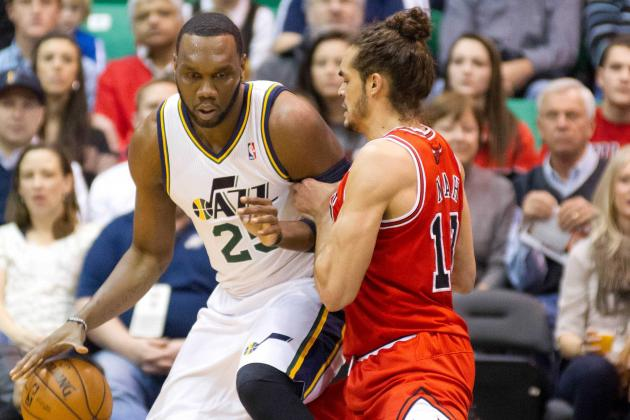Utah Jazz Fall to Bulls, Boozer