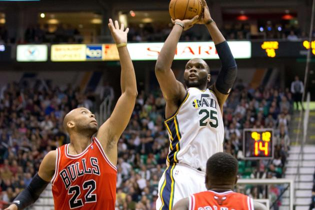 Rapid Reaction: Bulls 93, Jazz 89