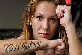 Cris Cyborg Requests Release from UFC