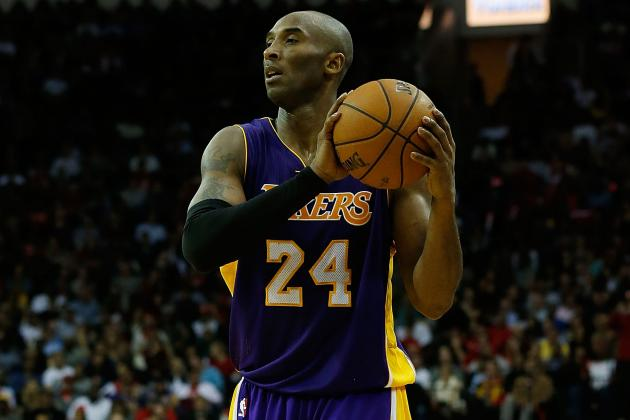 Kobe Bryant's Embrace of Distributor Role Will Prolong Career