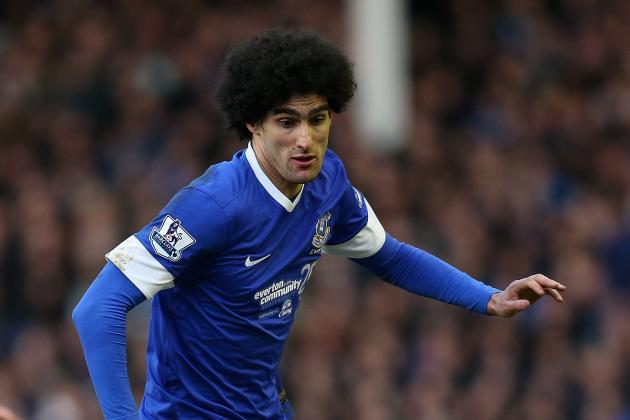 Belgian International Marouane Fellaini Tells Chelsea to Make an Offer