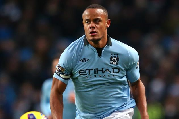 Man City Captain Vincent Kompany Wants to Retain Premier League Crown