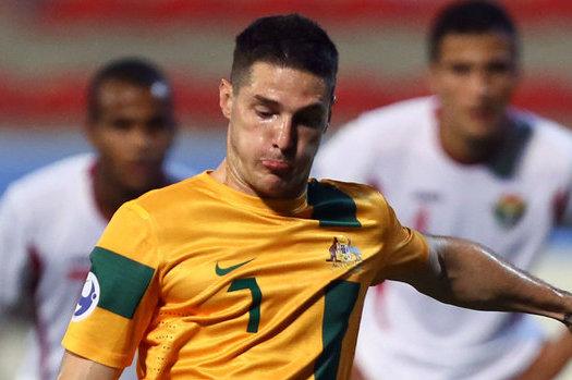 Wellington Phoenix Sign Fulham Striker Corey Gameiro on Loan
