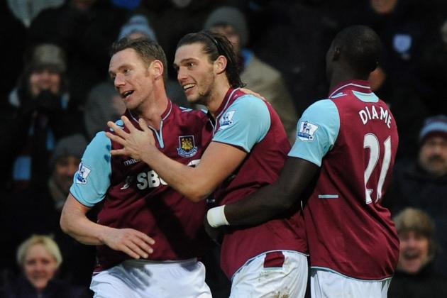 Kevin Nolan Hoping Andy Carroll Joins West Ham Full-Time
