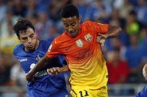 'Getafe Face Barca with No Fear'