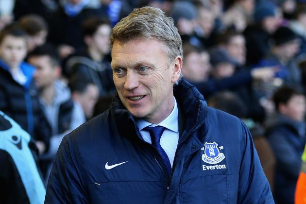 Everton Boss David Moyes Confident Ahead of Trip to Manchester United