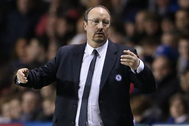 Benitez Refuses to Comment on Reports He Could Be Sacked