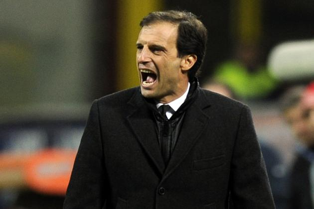 Allegri: 'Balotelli Destined for Front Page'