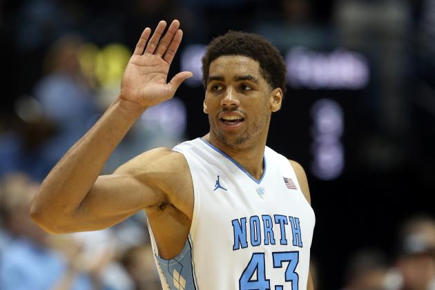 Tar Heels Figure They Might Be Rounding into Form