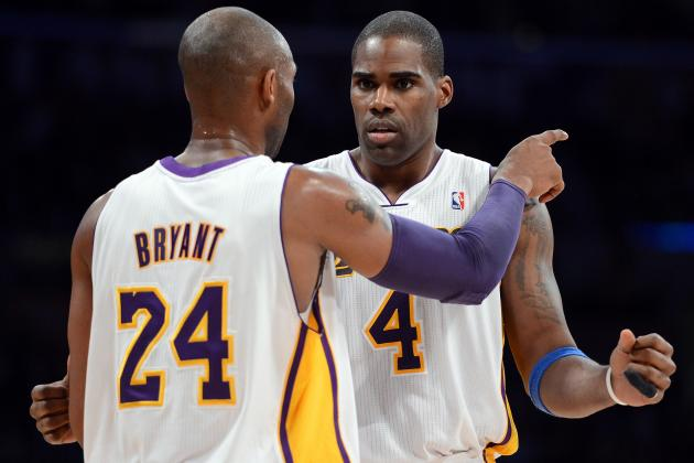 Antawn Jamison Says He Holds No Regrets on Signing with the Lakers