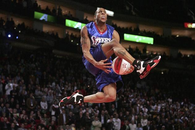Most Memorable All-Star Moment: Andre Iguodala's 2006 Slam Dunk Contest Snub
