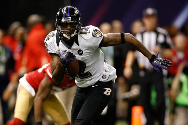 Jacoby Jones: We're a Great Team, We're Scary, We Can Repeat