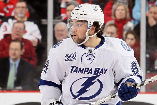 Conacher Fights Through Obstacles to Stick with Lightning