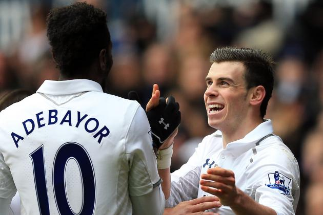 Two Goals from Gareth Bale Gave Tottenham a 2-1 Win over Newcastle